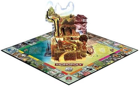 Monopoly: The Wizard of Oz: USAopoly: Amazon.es: Juguetes y juegos