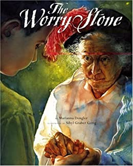 The Worry Stone by [Dengler, Marianna]