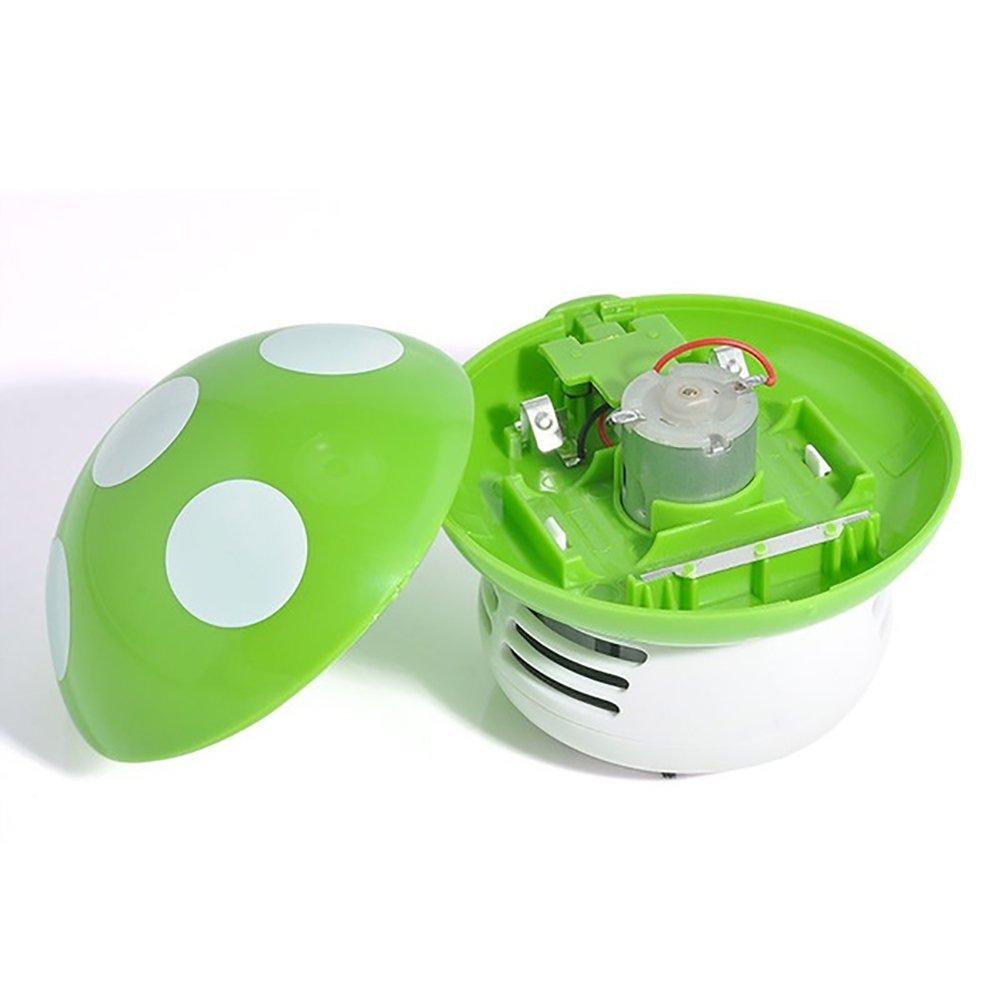 Aspirador para teclado hecho a mano, diseño de seta de juguete ...