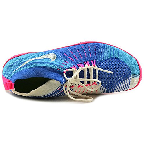 Hyperfeel Cruz Elite Running Shoes Photo Blue, Silver, Pink Flash