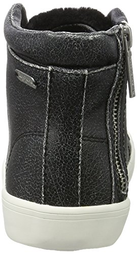 Altas Sally Clinton Zapatillas Para Jeans Negro Mujer Pepe black wOEqzIx5