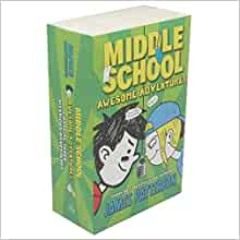 Patterson James Middle School 6 Books Collection Pack Set Save Rafe!:, Ultimat