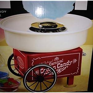Cotton Candy Maker Electric Vintage Retro