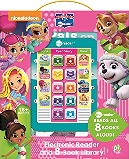 Nickelodeon PAW Patrol, Shimmer and Shine, and more! - Me Reader