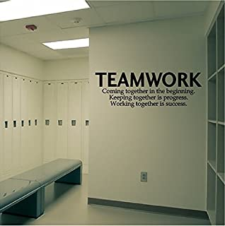 inspirational office pictures. Quote Wall Decal Teamwork Definition Office Sticker Inspirational Art Pictures I