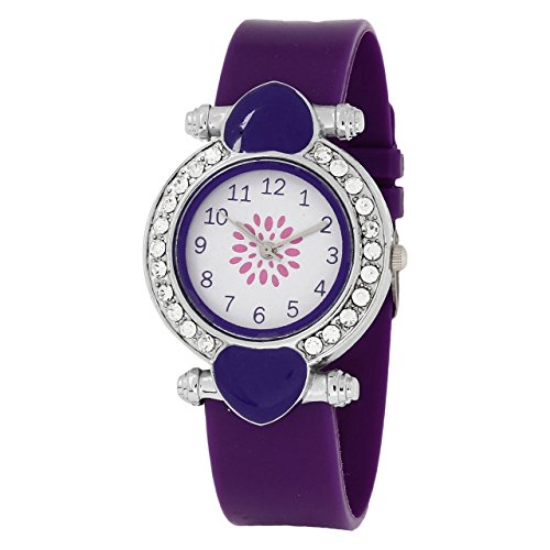 Relish Analog Flower Dial Women's Watch - L704