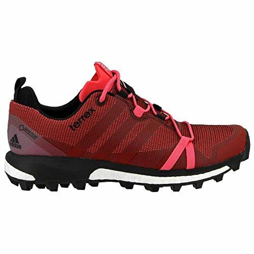 Adidas Outdoor Womens Terrex Agravic Gtx Scarpa Super-arrossire / Super-arrossire / Nero