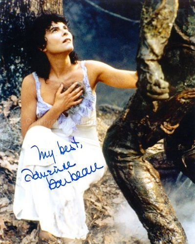 ADRIENNE BARBEAU as Alice Cable - Swamp Thing Genuine Autograph from Celebrity Ink