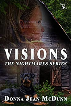 Visions: The Nightmares Series by [McDunn, Donna Jean]