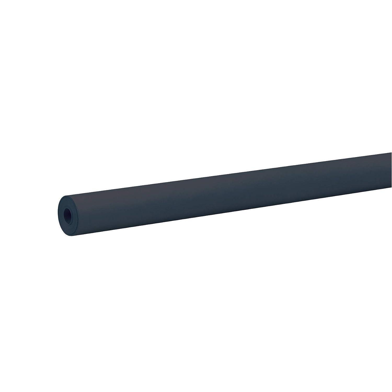 36 Width 100 Length Black Pacon PAC66301 Rainbow Colored Kraft Paper Roll