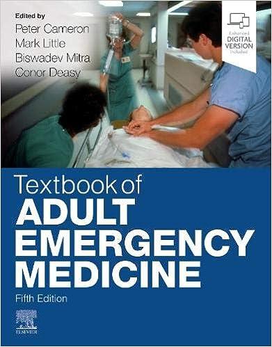 Textbook of Adult Emergency Medicine E-Book, 5th Edition - Original PDF