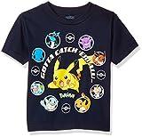 Pokemon Boys Gotta Catch Em All Short-Sleeved T-Shirt