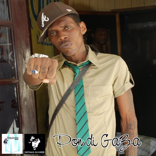 Pon Di Gaza By Vybz Kartel On Amazon Music