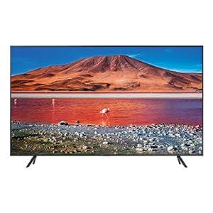 "Samsung TV UE50TU7190UXZT Smart TV 50"" Serie TU7190, Crystal UHD 4K, Wi-Fi, 2020,Argento 15"