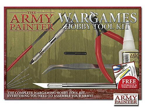 The Army Painter Wargames Hobby Tool Kit by The Army Painter