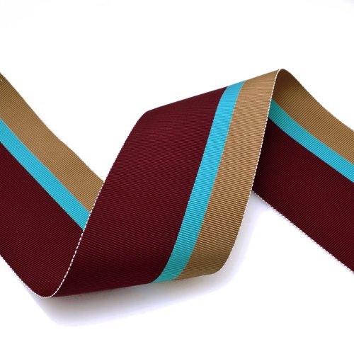 - Grosgrain Stripe Ribbon 2 3/8
