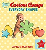 Curious Baby Everyday Shapes Puzzle Book, H. A. Rey, 0547632320