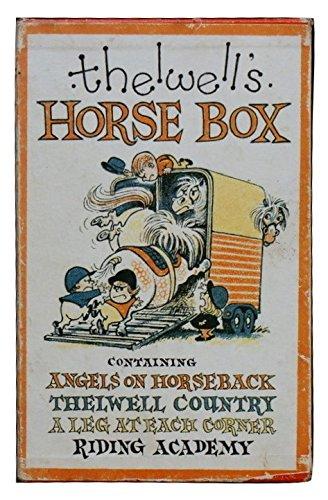 Thelwells Horse Box Containing Horseback product image