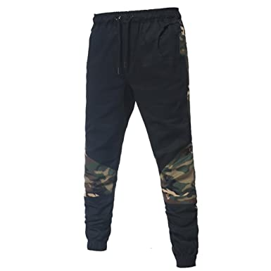 14f4b5565e0 TOMATOA Men s Fashion Shorts Joint Sport Belts Sweatpants Pleated Mid Waist Trousers  Plus Size Sweatpants Sweatpants Drawstring Straight Ankle-Length Pants