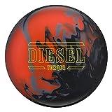 Hammer Bowling Products Diesel Torque Bowling Ball Orange/Gray/Black, 10lbs