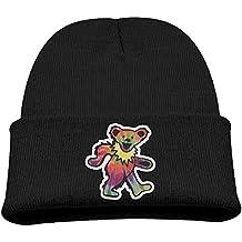Beanie Hat GRATEFUL DEAD Bear Fashion Children's