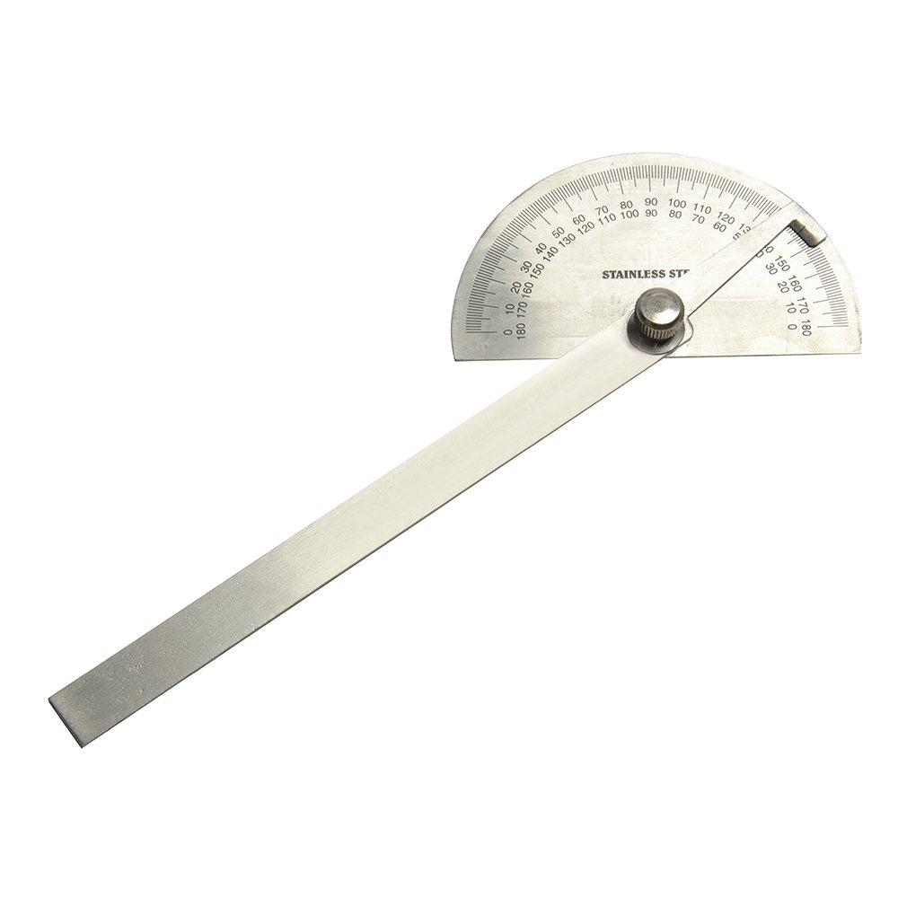 Silverline 793829 Protractor 150mm SLTL4
