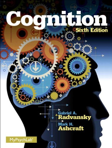 Ashcraft: Cognition _c6 (6th Edition)