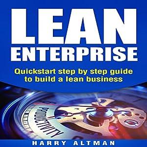Lean Enterprise Audiobook