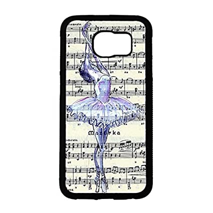 coque galaxy s6 danse