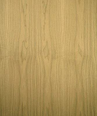 Walnut Wood Veneer, Flat Cut, Premium Grade, 4'x8' PSA Adhesive Back