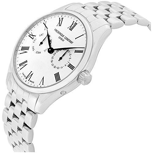 Frederique Constant Classics Quartz Movement Silver Dial Men's Watch FC-259WR5B6B
