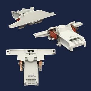 ForeverPRO W10275768 Door Latch for Whirlpool Dishwasher 99003347 99002580 1550176 AH2367344