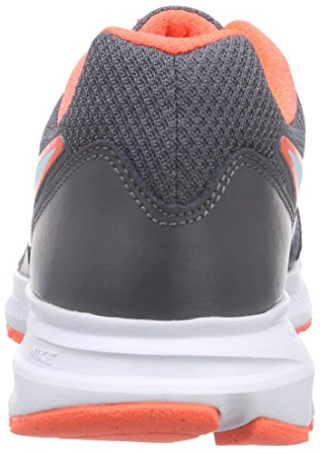 Nike Damen Downshifter 6 Laufschuhe Grau (Dark Grey / Copa / Hyper Orange / White 018)