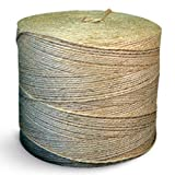 CWC Sisal Baler Twine - 7200', Natural / Gold (Pack of 2 tubes)