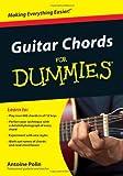 Guitar Chords for Dummies, Antoine Polin, 047066603X