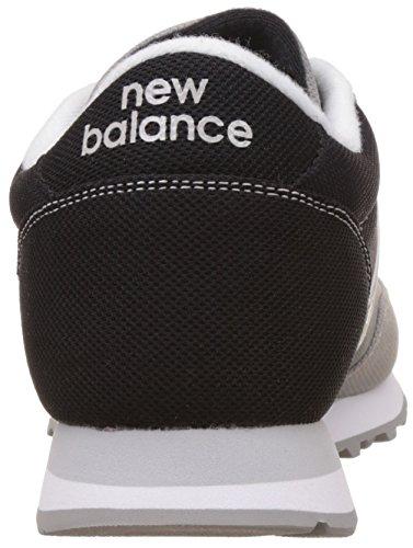 New Balance de hombre 501Modern Classics Fashion Sneaker Gris/Negro