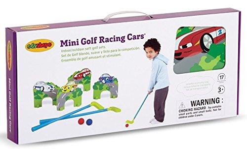 Edushape Mini Golf Racing Cars Game