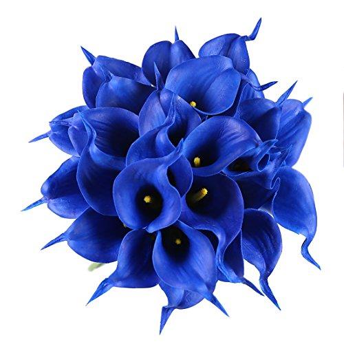 royal blue centerpieces - 8