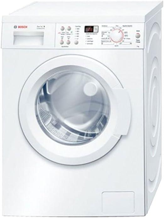 Bosch WAQ20367ES - Lavadora De Carga Frontal Waq20367Es De 7 Kg Y ...