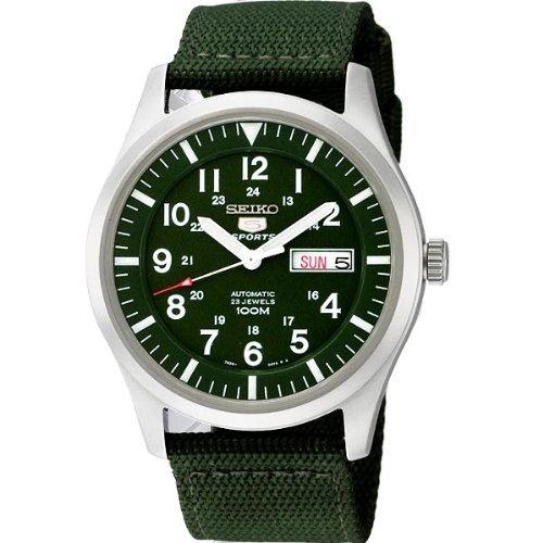 Seiko 5 Japan (SEIKO 5 (Seiko import) Automatic Watch SNZG09J1 imports)