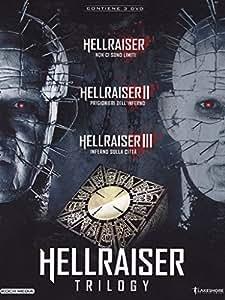 Hellraiser Trilogy (3 Dvd)