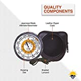 Sun Company Altimeter 202 - Battery-Free Altimeter
