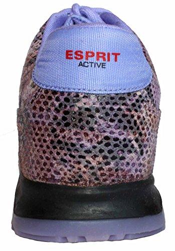 Esprit Sneker Schuhe Model Josie LackeUp Gr. 39