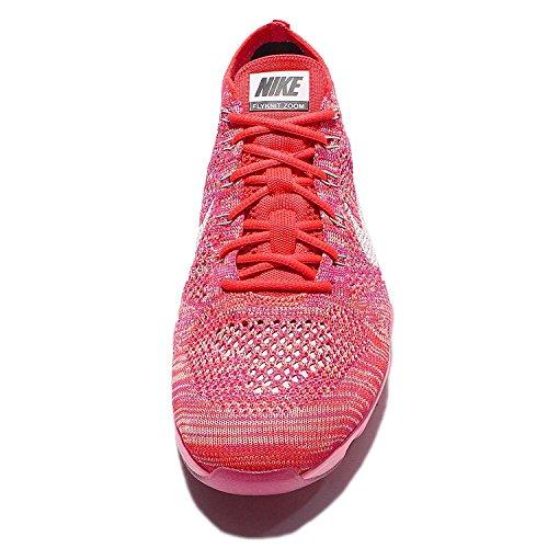 Light Zapatillas Flyknit de Crimson Mujer 601 Aqua White Tenis Zoom Bright NIKE para Wmns Agility 7nUFS