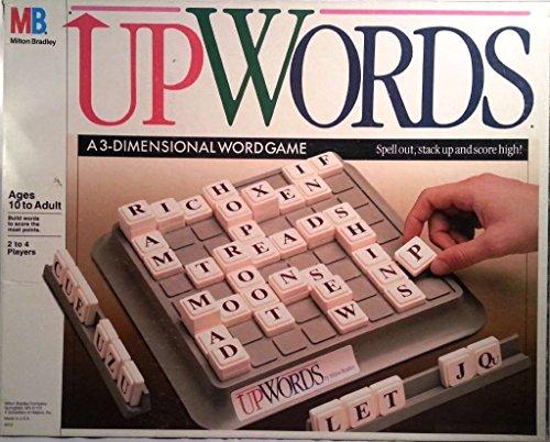 (Milton Bradley Upwords: A 3-Dimensional Word Game (1988))