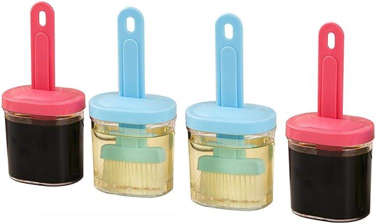 Pennello per Pasticceria con Design di Bottiglia di Olio Pennello da Cucina