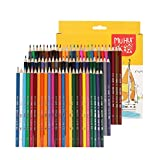 Cobee 72 Colors Fine Art Marco Colored Drawing Non-toxic Oil Base Pencils Set Pen for Artist Sketch Painting Office