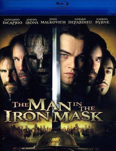 Blu-ray : The Man in the Iron Mask (Blu-ray)