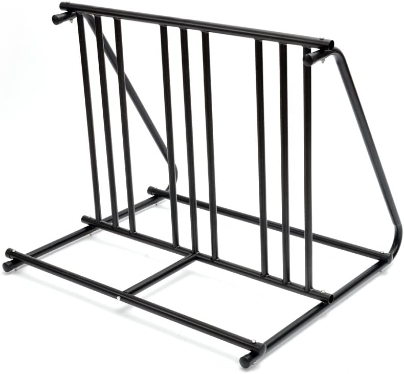 TMS Floor Mount Bicycle Parking Rack Stand