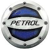 Ramanta Car Decal Petrol Sticker for Maruti Baleno (Blue)